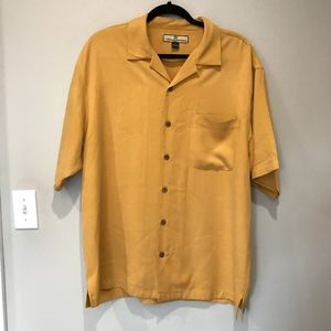 Tommy Bahama Button Down Mens Shirt  Size M